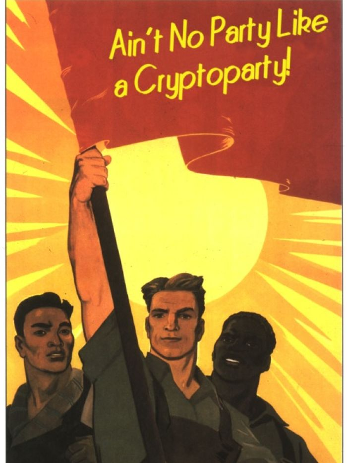 March 6th, 7pm: Cincinnati Cryptoparty at Hive13